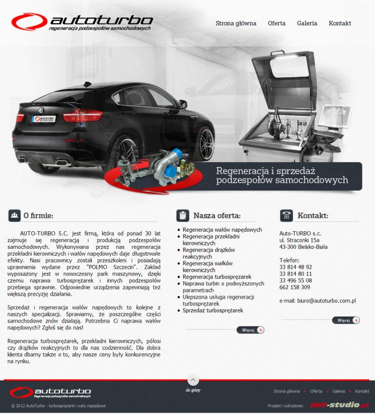 Miniatura strony: autoturbo.com.pl